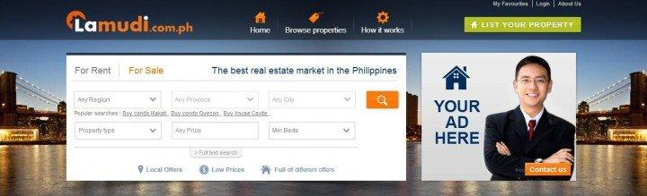 Rocket Internet's real estate venture Lamudi expands into Pakistan and the Philippines