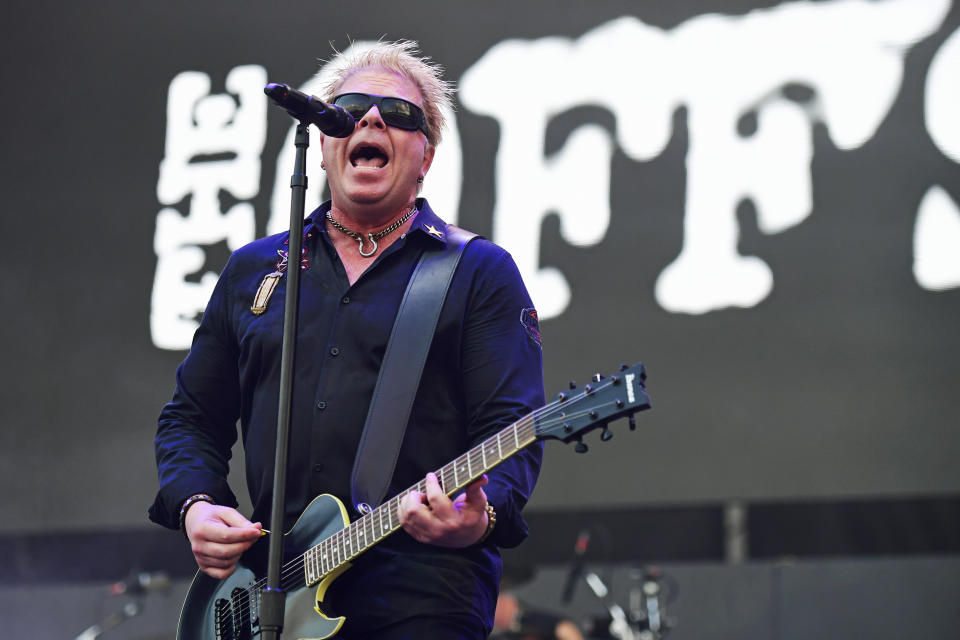 Dexter Holland, da banda The Offspring