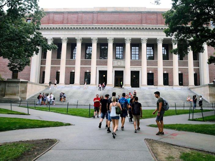 "One student is circulating a ""Hear Us Harvard"" petition asking the university to better support international students."