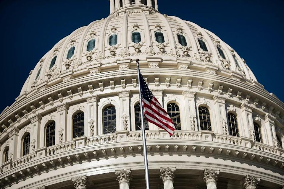 US lawmakers must in the coming weeks settle on a budget for 2018 and authorize the federal government to continue borrowing in order to meet its immediate financial obligations (AFP Photo/Brendan Smialowski)