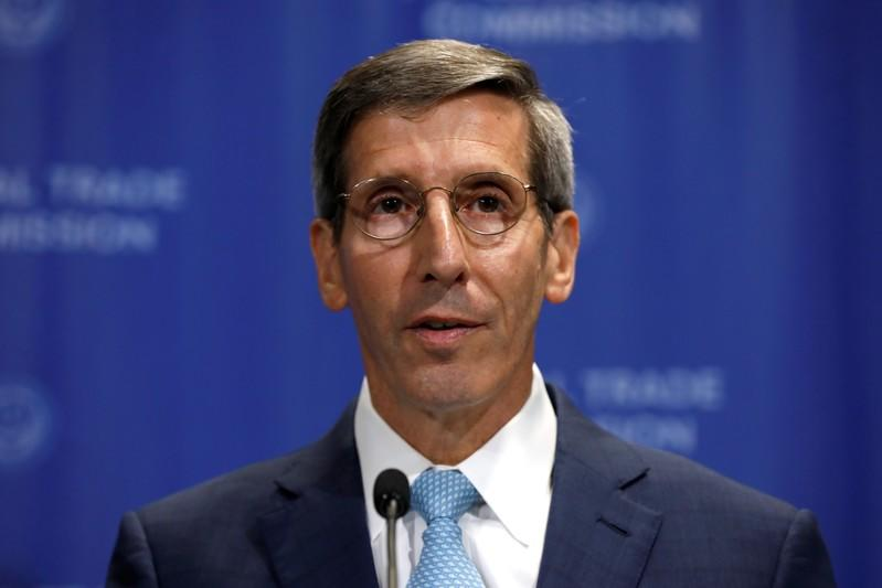 FTC chief says has 'multiple' investigations of tech platforms