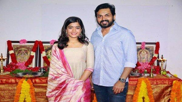Karthi & Rashmika Mandanna Starrer Sulthan's Producer Shares Exciting Update About The Film