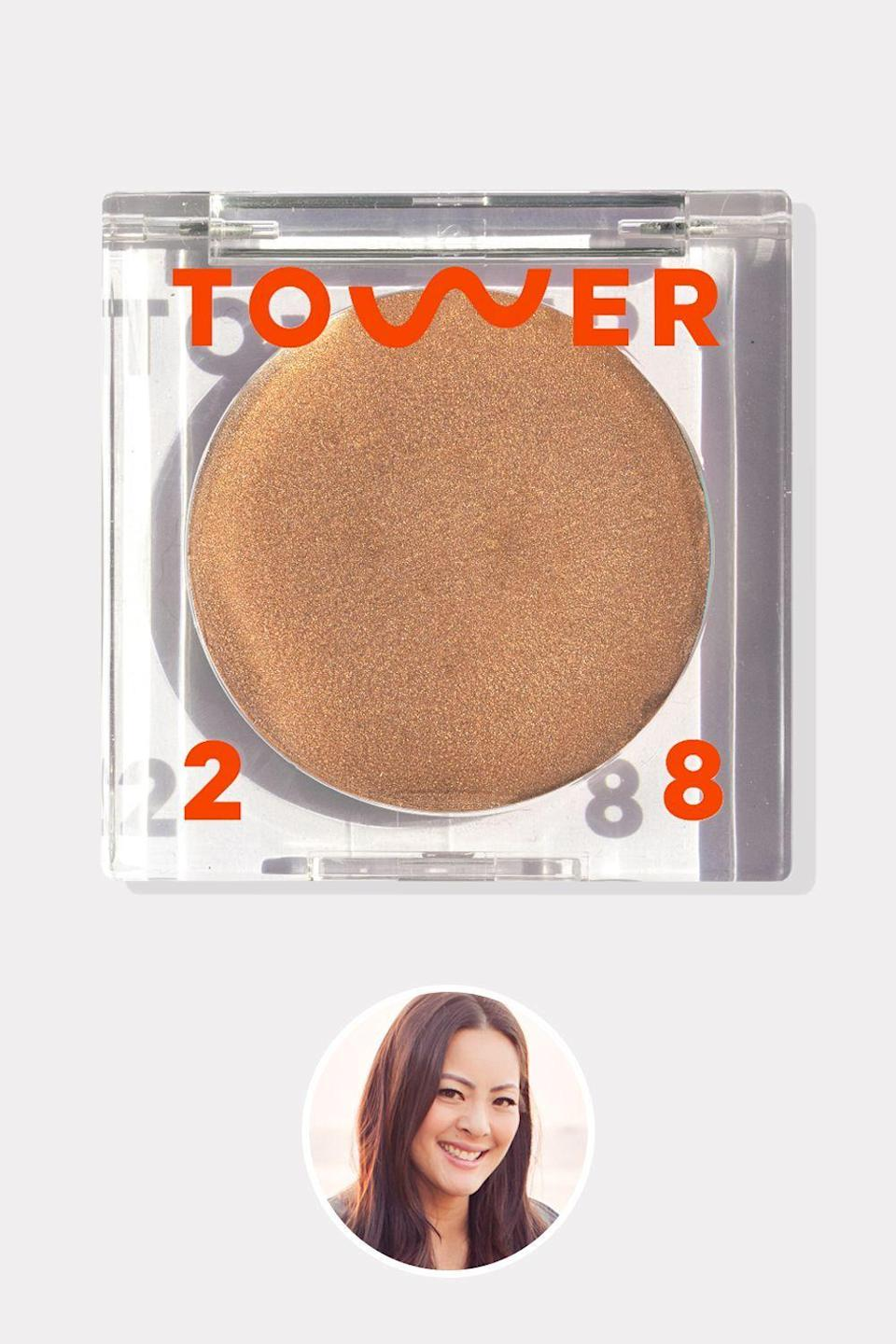 """<p><strong>Tower 28</strong></p><p>tower28beauty.com</p><p><strong>$20.00</strong></p><p><a href=""""https://go.redirectingat.com?id=74968X1596630&url=https%3A%2F%2Fwww.tower28beauty.com%2Fproducts%2Fbronzino-illuminating-bronzer%3Fvariant%3D39293080338487&sref=https%3A%2F%2Fwww.oprahdaily.com%2Fbeauty%2Fskin-makeup%2Fg36454382%2Fasian-beauty-brands%2F"""" rel=""""nofollow noopener"""" target=""""_blank"""" data-ylk=""""slk:Shop Now"""" class=""""link rapid-noclick-resp"""">Shop Now</a></p><p>A good bronzer can be tough to find when you have dark skin—the colors are never quite right. That's not the case with Tower 28's buttery option, infused with mango butter and calming green tea. Even better: It's free of potentially irritating ingredients, a hugely important aspect of the line to founder Amy Liu, who has sensitive skin herself and couldn't find any clean cosmetic brands that work on her own complexion.</p>"""