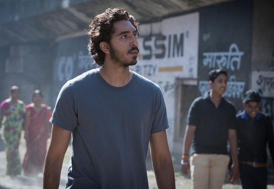 LION, Dev Patel, 2016. ph: Mark Rogers. ©The Weinstein Company/courtesy Everett Collection