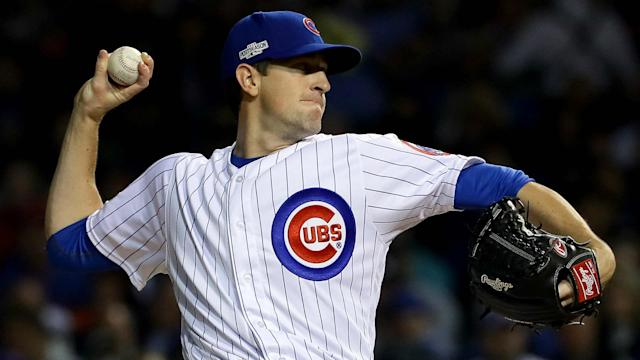 The Chicago Cubs have steadied their MLB season as pitcher Kyle Hendricks dominated the Arizona Diamondbacks.