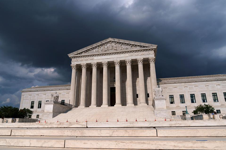 The Supreme Court discusses the parameters of police chases.