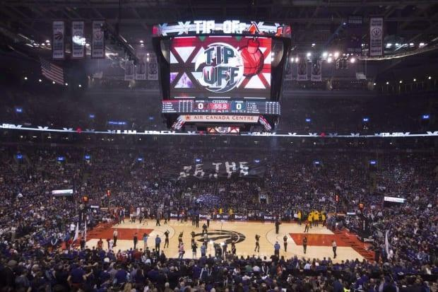 Raptors denied request to play home games in Toronto, will begin season in Tampa