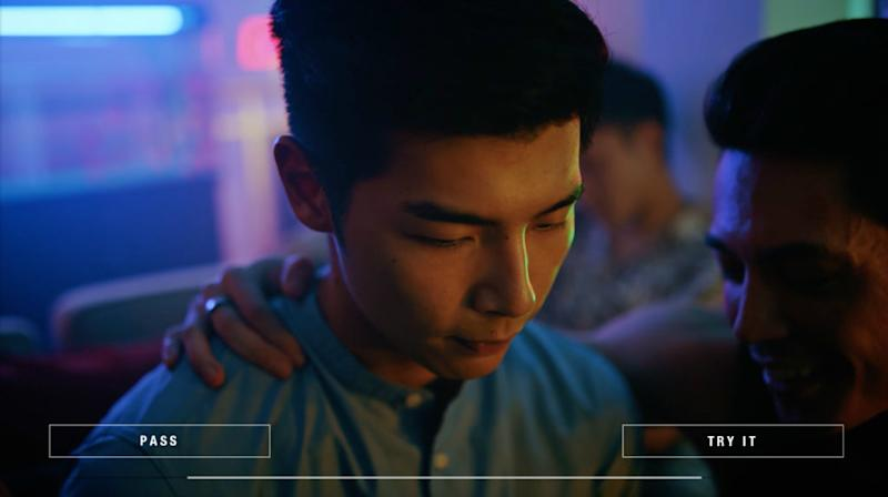 Still from High. Image: National Council Against Drug Abuse