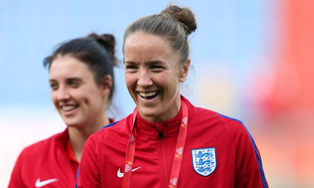 Casey Stoney won 130 England caps and is an assistant coach to manager Phil Neville.