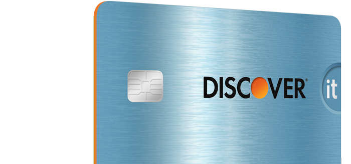 Discover it credit card.