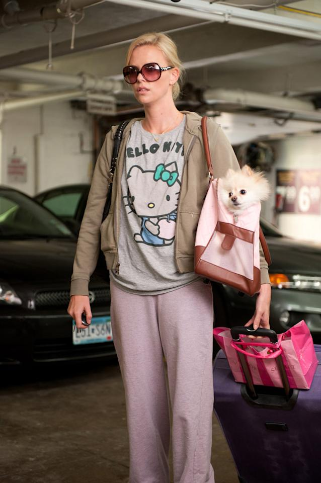 "Charlize Theron, ""Young Adult"""