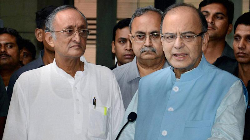 GST Council Clears State, Union Territory Laws