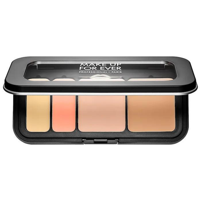 Best Concealers for Contouring, Make Up For Ever Ultra HD Underpainting Color Correction Palette