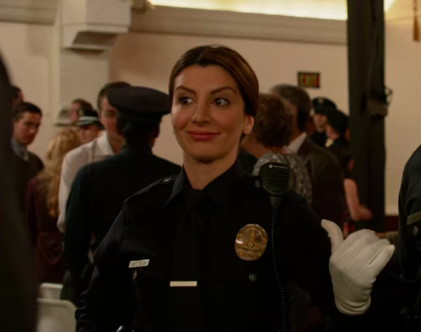 We're first introduced to Aly in the middle of Season 4, in an episode entitled