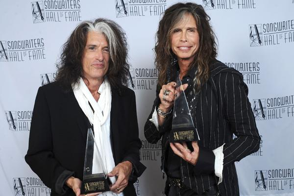 Q&A With Aerosmith: Steven Tyler 'Itching' to Make Solo Album