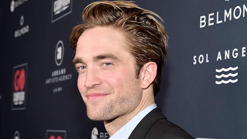 Robert Pattinson has reportedly tested positive for coronavirus just days after production restarted on The Batman. Photo: Getty