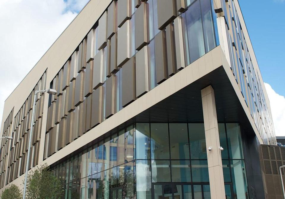 The donation will enable the creation of a new building at the University of Strathclyde's technology and innovation zone (University of Strathclyde/PA) (PA Media)