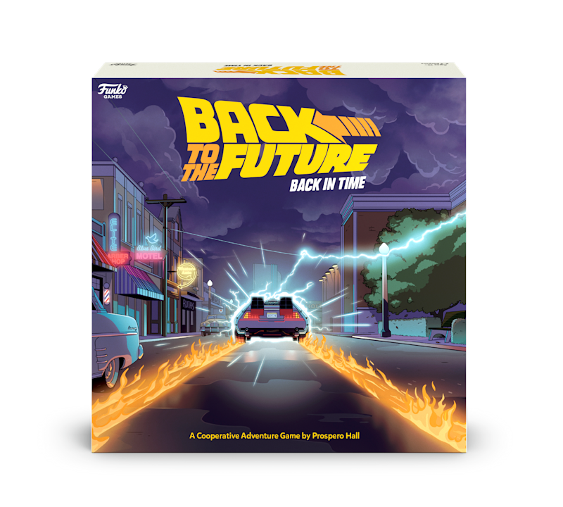 Back to the Future: Back in Time (Photo: Funko Games)
