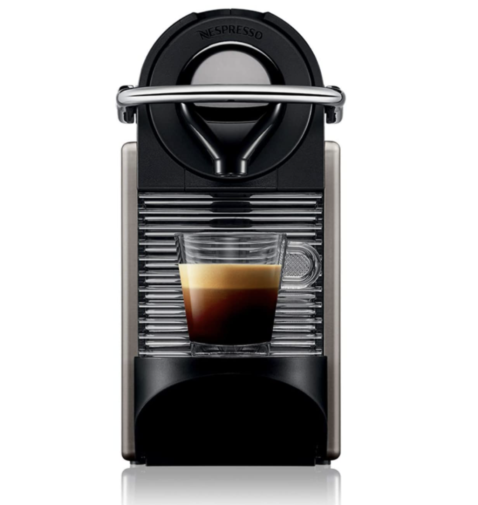 Nespresso Coffee Machine, Titan. PHOTO: Amazon