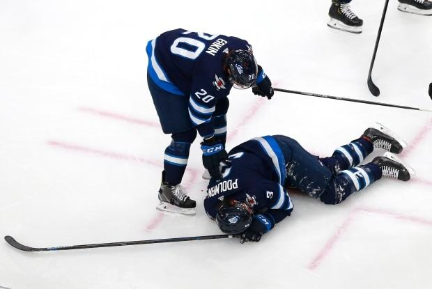 One game away from elimination, Winnipeg must figure out a way to stop the bleeding