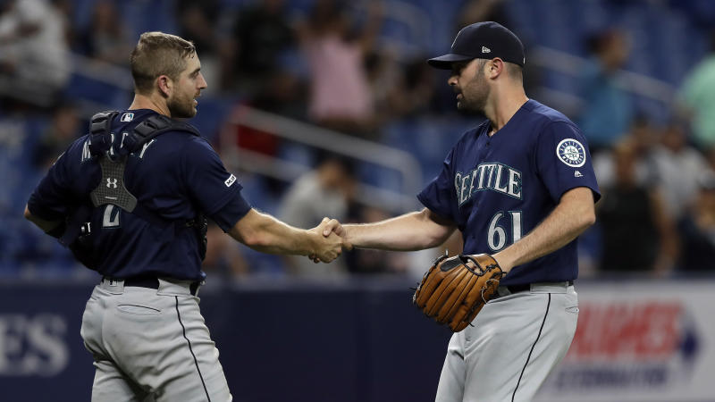 Seattle Aims For Sweep In Tampa