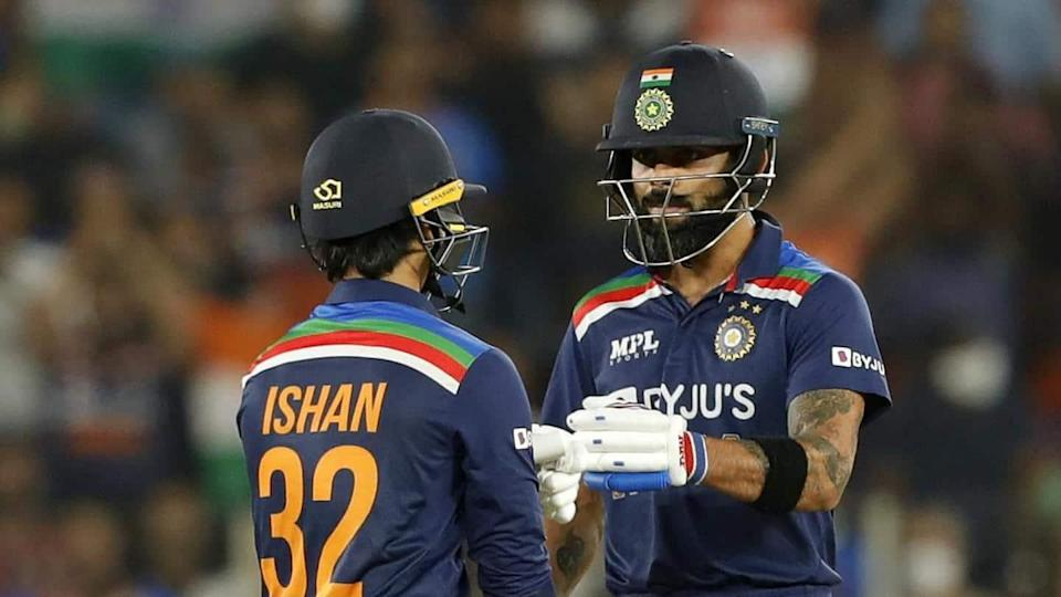 India overcome England in second T20I: List of records broken