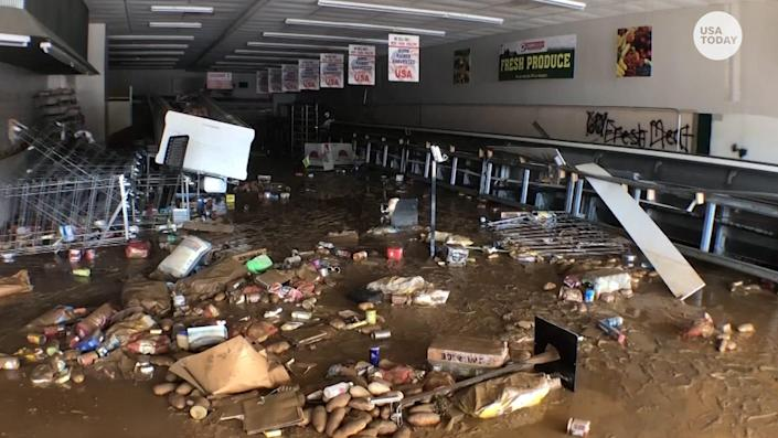 Many people are dead or missing after catastrophic flash floods struck all across Tennessee, and President Joe Biden offers full federal support.
