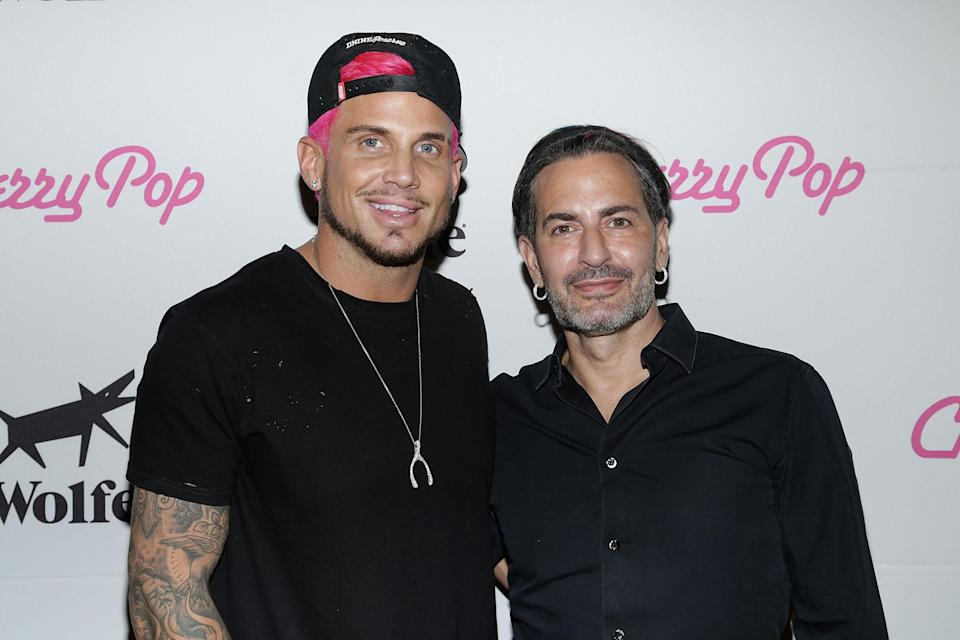 Char Defrancesco and Marc Jacobs are headed down the aisle. (Photo: Lars Niki/Getty Images for NewFest)