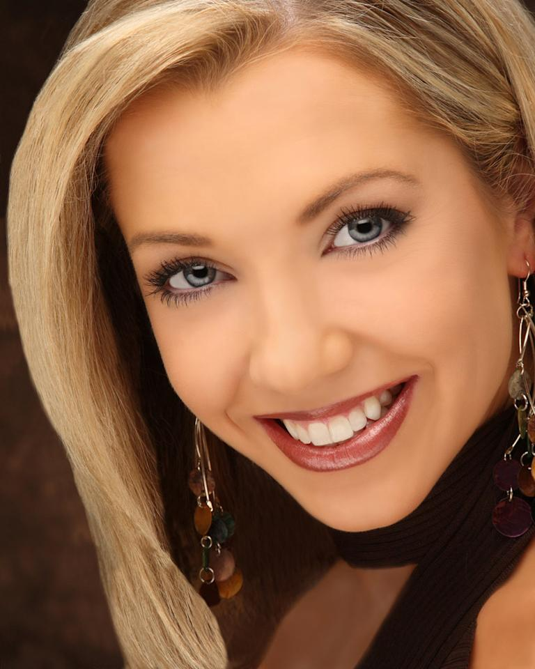 "Miss Michigan, Ashlee Baracy, is a contestant in the <a href=""/miss-america-countdown-to-the-crown/show/44013"">Miss America 2009 Pageant</a>."
