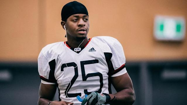 Godfrey Onyeka fell out of the first round at the 2018 CFL Draft, but as Davis Sanchez explains, it's no reason to sleep on one of the draft's most gifted athletes.