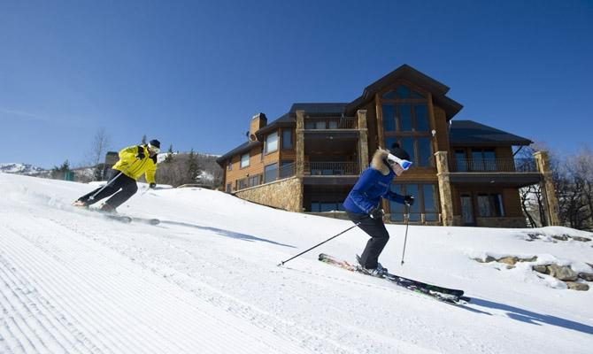 Spend Super Bowl Weekend on the Slopes