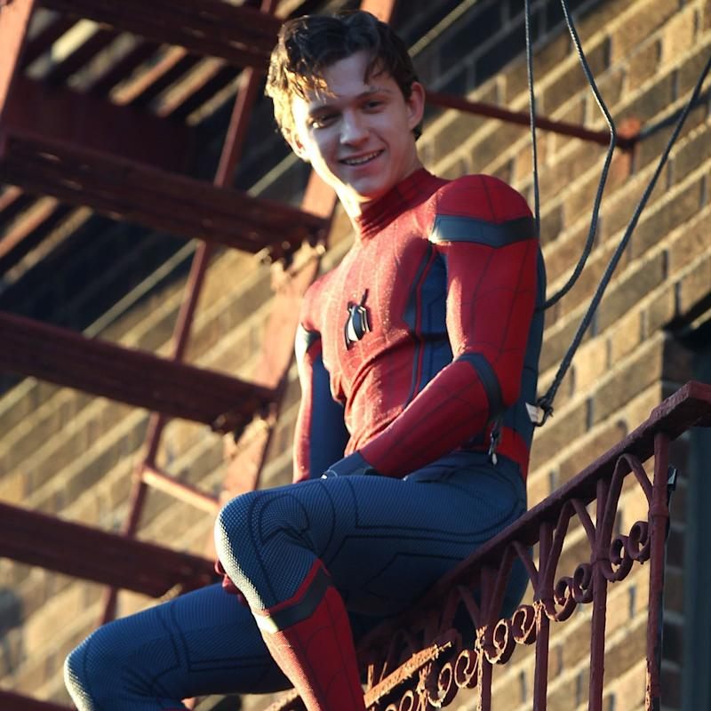 Tom Holland Basically Pulled a Hannah Montana While Preparing to Play Spider-Man