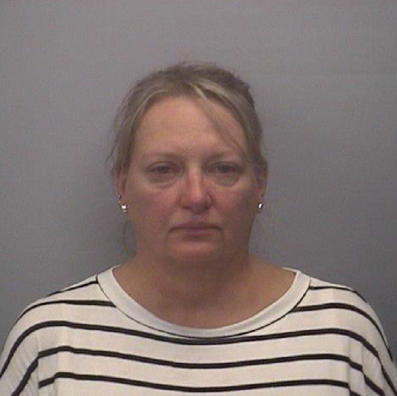 Jennifer Yeager, the woman Dixon Police have accused of dangerous act. Source: Dixon Police Department