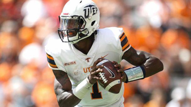 UTEP QB Locksley faces DWI, marijuana charges