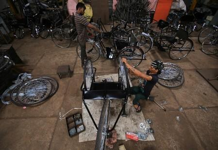 India Sept factory growth steady from Aug, but still weakest in over a year - PMI