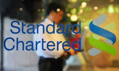 Standard Chartered's Profit Slumps By 20%