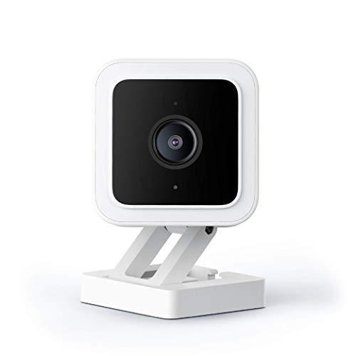 Wyze Cam v3 with Color Night Vision, Wired 1080p HD Indoor/Outdoor Video Camera, 2-Way Audio, W…