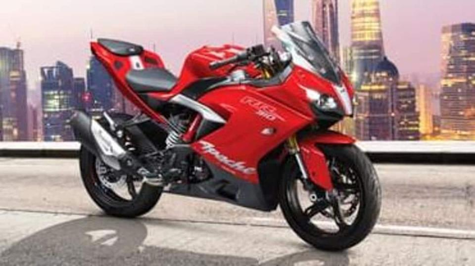 Special offers on TVS Apache RR 310 this festive season