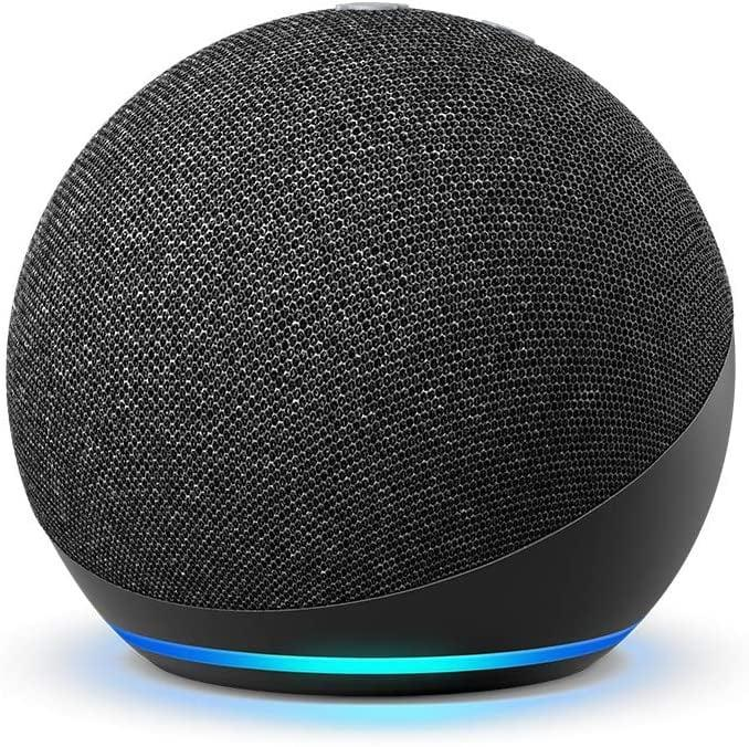 <p>Let Alexa help you out with errands, timers, and your favorite music with the <span>Echo Dot</span> ($35, originally $50)! The sleek, compact design delivers crisp vocals and balanced bass for full sound. You can call almost anyone hands-free, control your smart home, and instantly drop in on other rooms or announce to the whole house that dinner's ready.</p>