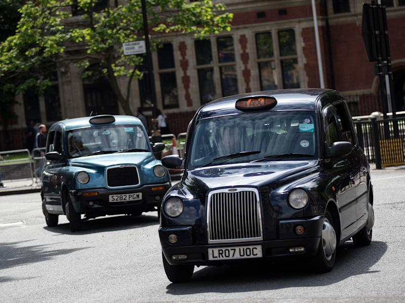 Black cab drivers will receive a discount on a new electric taxi: Oli Scarff/Getty Images