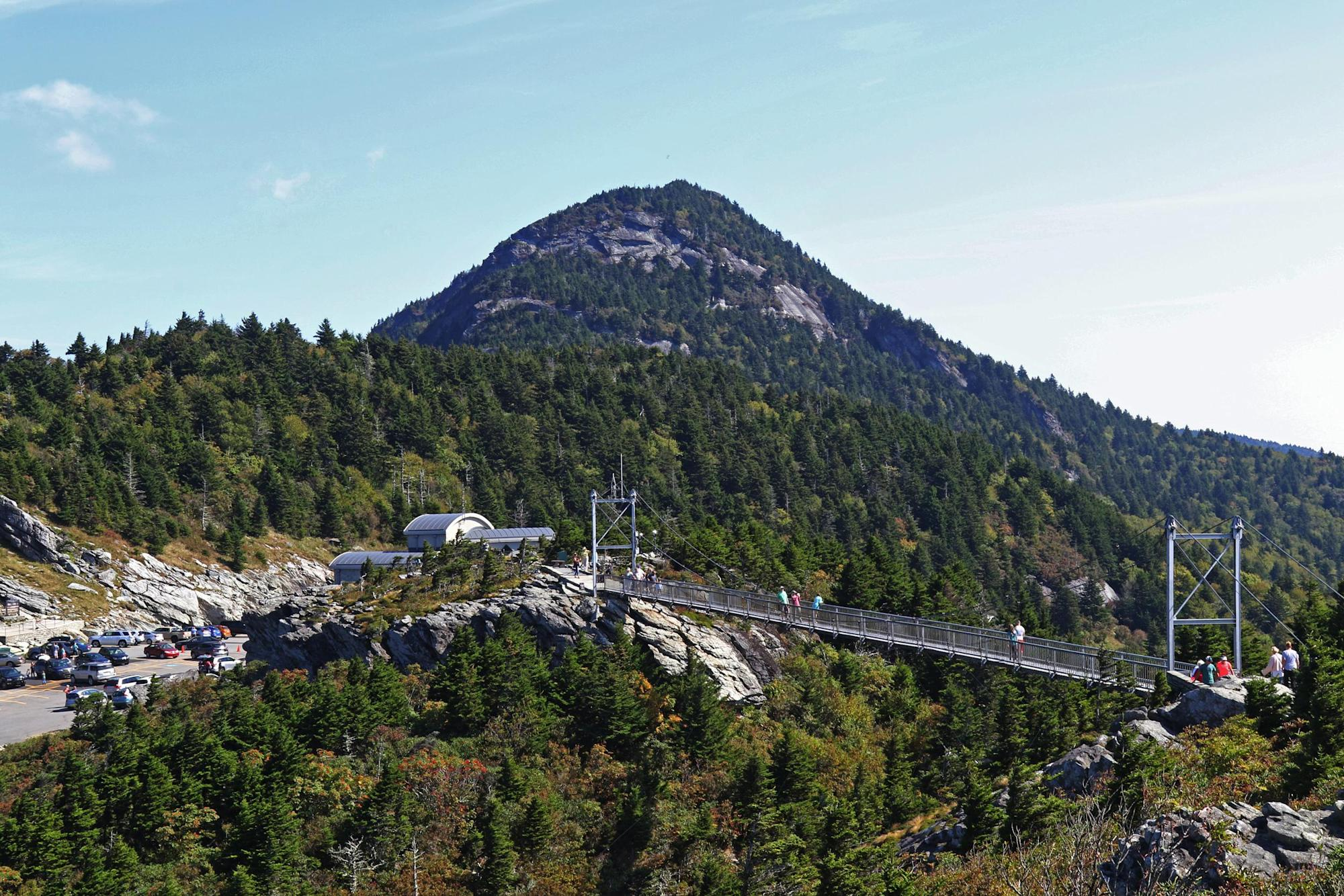 Seven Hikers Struck by Lightning on North Carolina's Grandfather Mountain
