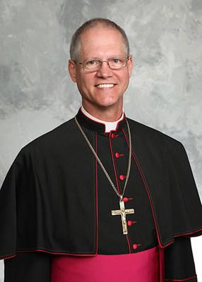 Archbishop Paul D. Etienne becomes the official archbishop of the Archdiocese of Seattle on September 3, 2019.