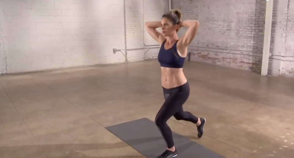 Surrender to Jillian Michael's 7-day program and watch every part of your body get firmer and more toned. (Photo: Courtesy of Jillian Michaels)