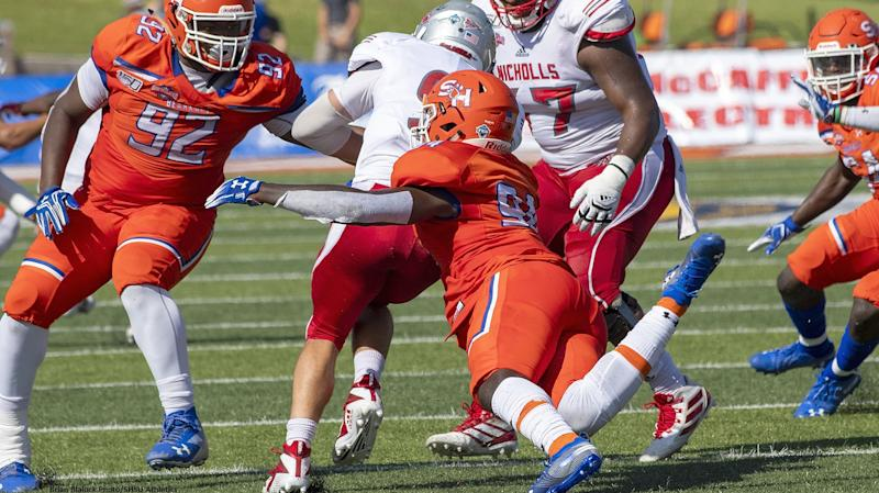 FCS team of the week: Sam Houston State rises with defense