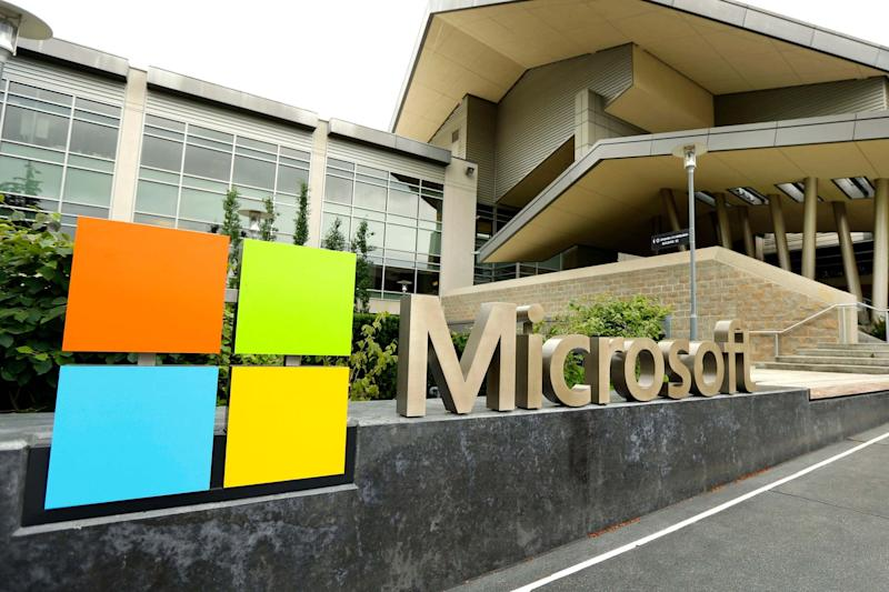 Microsoft has pledged that within the next 30 years it will remove all the carbon it has emitted: AP