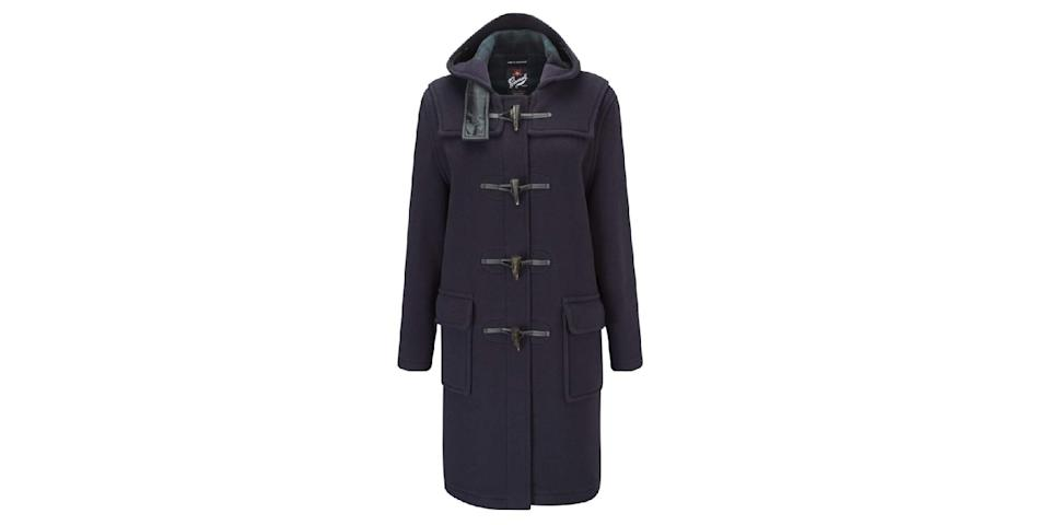 best winter coats: gloverall