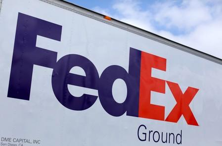 FedEx blames 'operational error' for not delivering Huawei phone to US