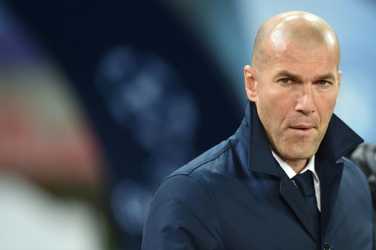 Real Madrid coach Zinedine Zidane is hoping to avoid playing Leicester in the Champions League