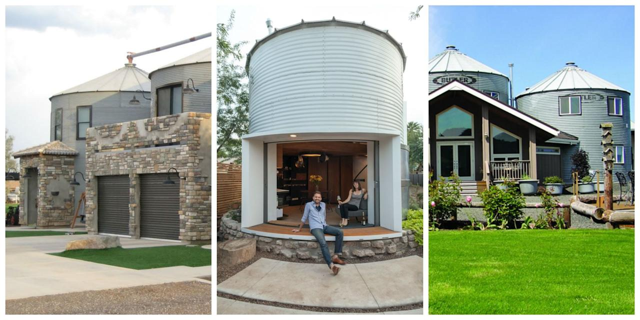 Why Silo Homes Are About To Become The Biggest Thing In