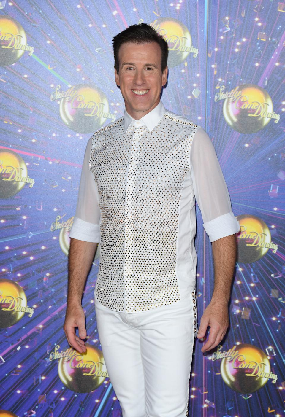 Anton Du Beke did have a temporary stint as a judge in 2020. (Photo by Karwai Tang/WireImage)
